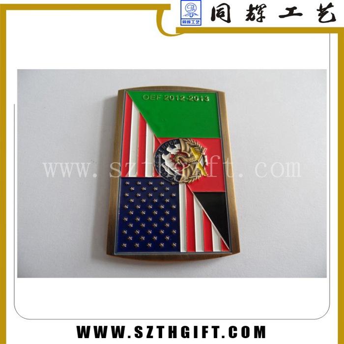国旗纪念币