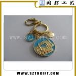 旅游纪念钥匙扣
