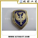 盾牌烤漆纪念币