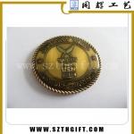 青铜滴胶纪念币