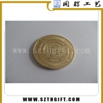 镀金纪念币