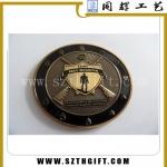 同辉烤漆纪念币