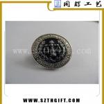 金属烤漆徽章