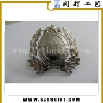 锌合金镂空徽章