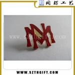锌合金丝印徽章